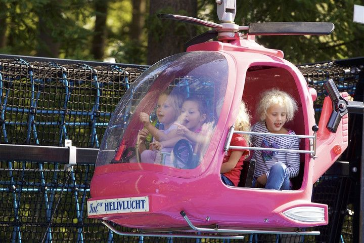 Jul's Helicopterbaan